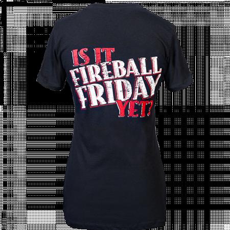 Fireball Whisky Is It Fireball Friday Yet Women's T-Shirt