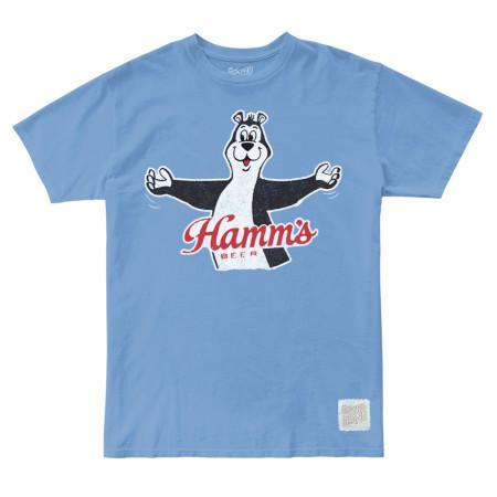 Hamm's Beer Retro Bear Men's T-Shirt