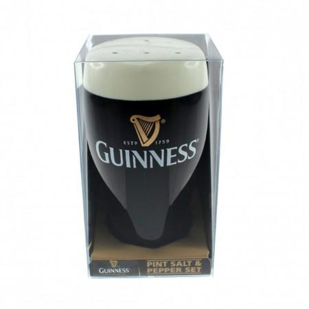 Guinness Salt and Pepper Shakers Set