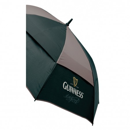 Guinness Windproof Golf Umbrella