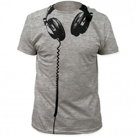 Impact Originals Headphones T-Shirt