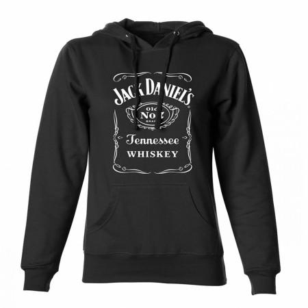 Jack Daniel's Women's Pull Over Hoodie