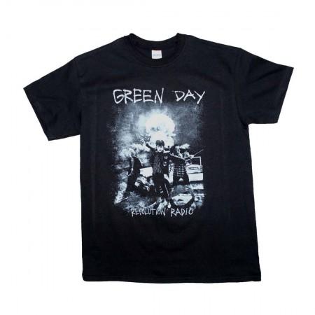 Green Day Nuke T-Shirt