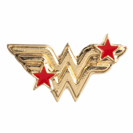 Star Wonder Woman Pin