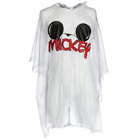 Mickey Mouse Ears Youth Rain Poncho