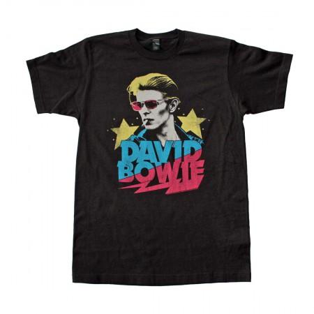 David Bowie Starman Soft T-Shirt