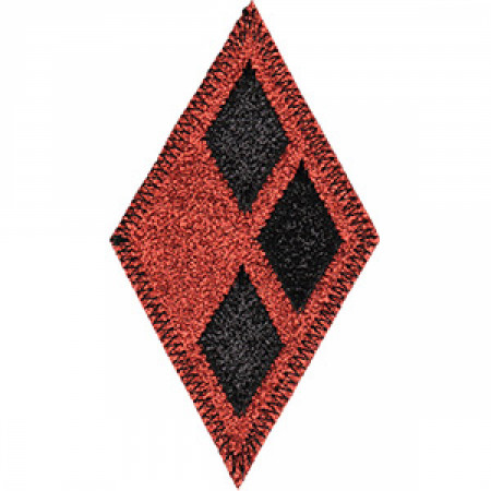 Harley Quinn Logo Diamond Patch