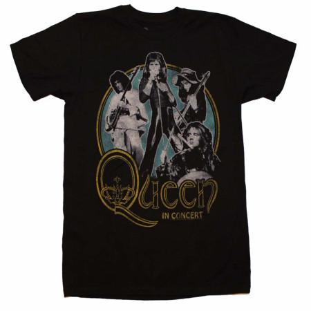 Queen in Concert 30/1 T-Shirt
