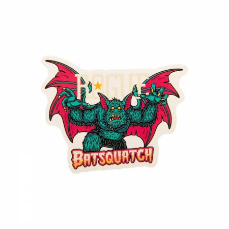 Rogue Ale Batsquatch 4-Inch Vinyl Sticker
