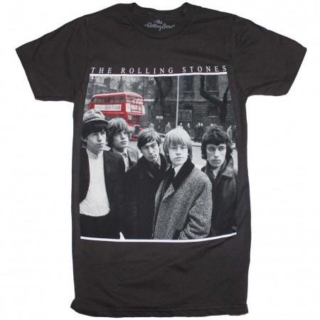 Rolling Stones Bus Photo T-Shirt