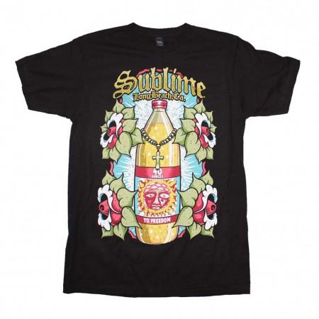 Sublime Sun Bottle Soft T-Shirt