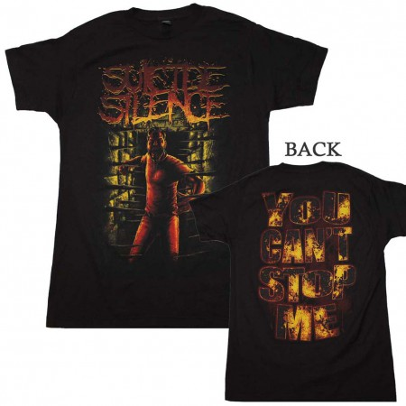 Suicide Silence Can't Stop Me T-Shirt