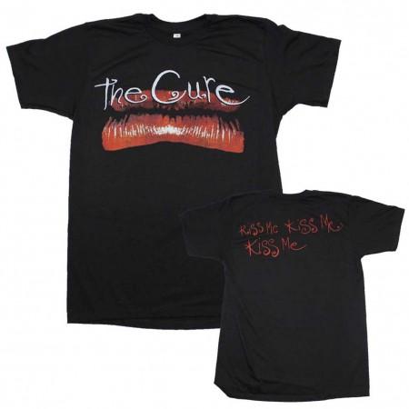 The Cure Kiss Me Lips T-Shirt
