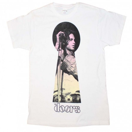 The Doors Keyhole Jim T-Shirt
