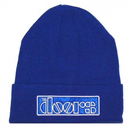 The Doors Logo Beanie Hat
