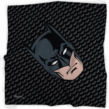 Batman Face and Logo Bandana