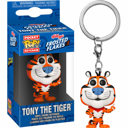 Ad Icons - Frosted Flakes Tony the Tiger Funko Pop! Keychain