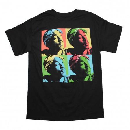 Tupac Pop Art T-Shirt