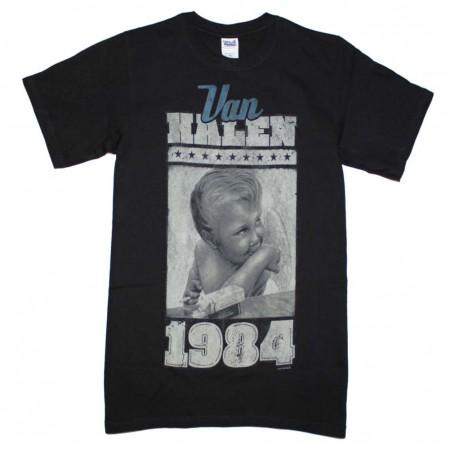 Van Halen 1984 Baby Jumbo Print T-Shirt