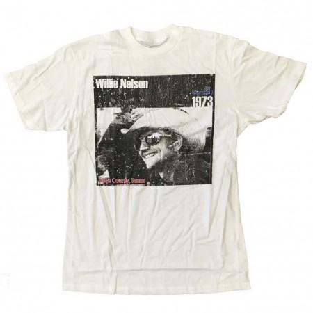 Willie Nelson Cowboy T-Shirt