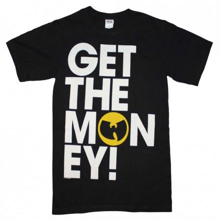 Wu Tang Clan Get the Money T-Shirt